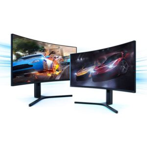 Xiaomi Curved Gaming Monitor 34 - 1